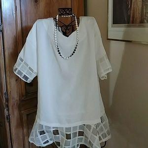 Women's casual blouses QING QING fashion.
